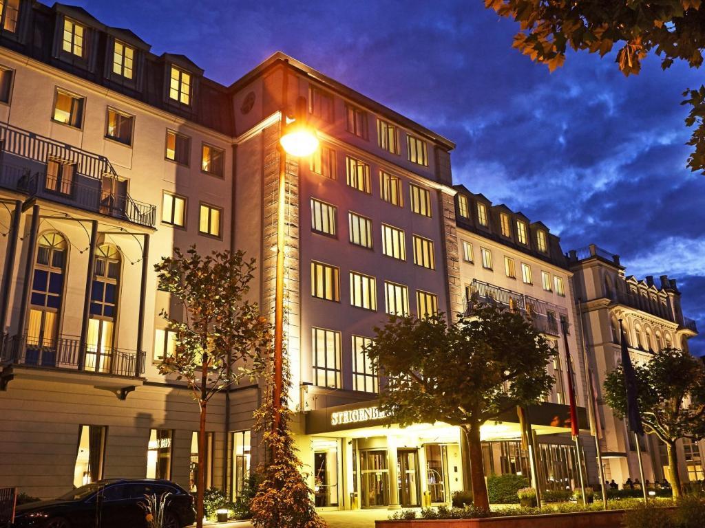 Steigenberger Hotel Bad Homburg #1