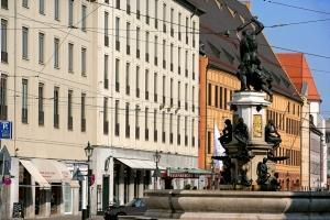 Tagungshotel Steigenberger Drei Mohren