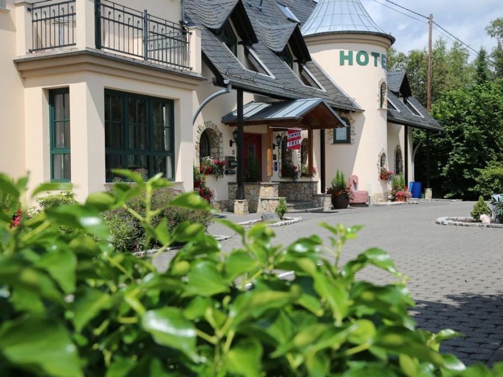 Hotel Villa Moritz garni #1