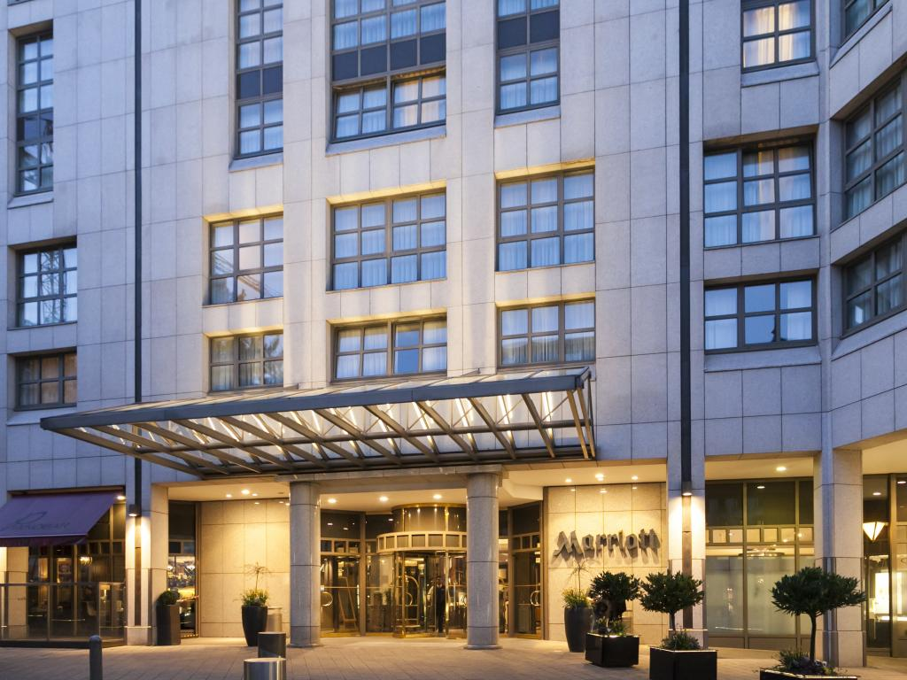 Hamburg Marriott Hotel #1
