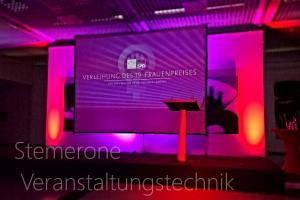 Tagungshotel Stemerone Veranstaltungstechnik
