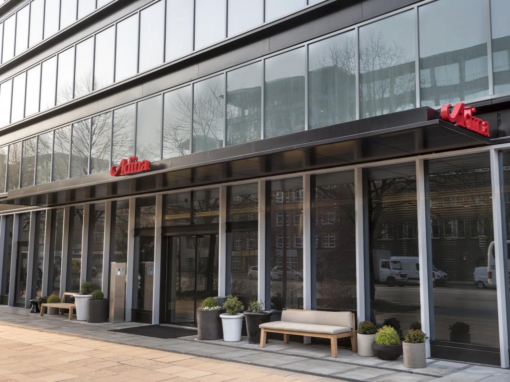 Adina Apartment Hotel Hamburg Speicherstadt #1