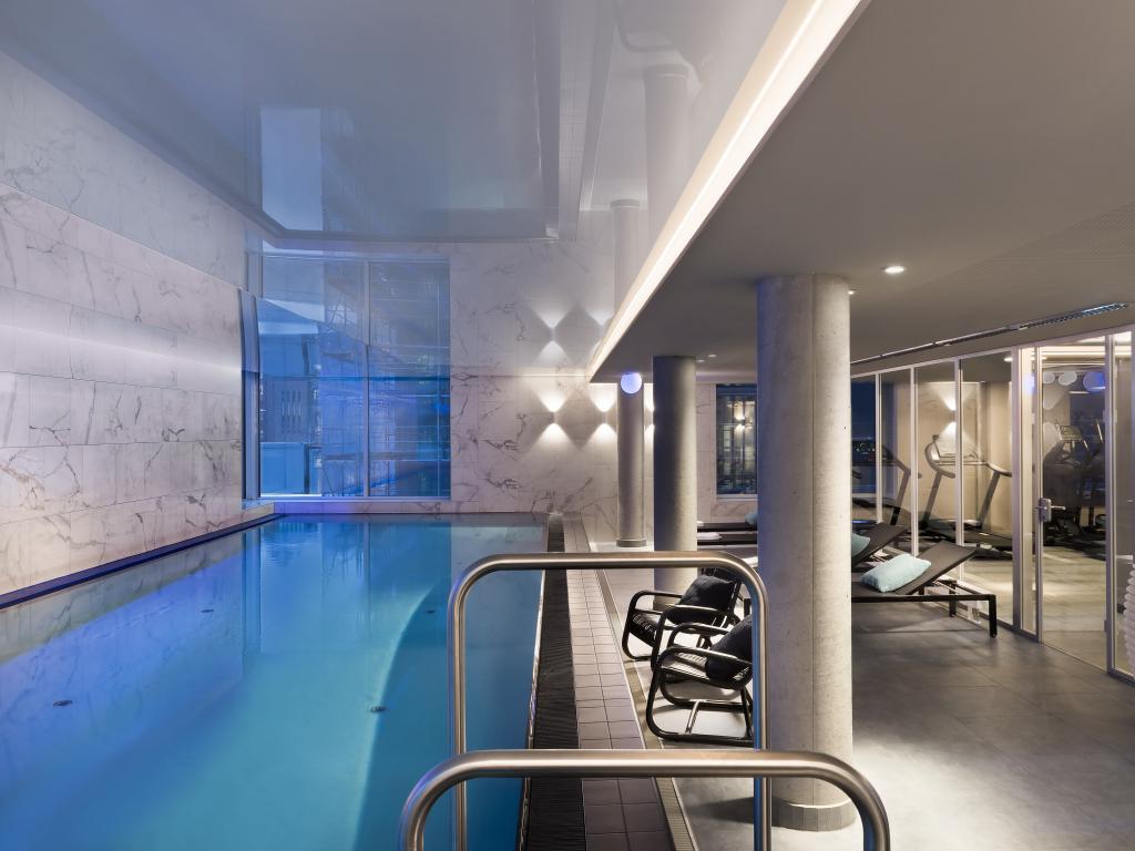 Adina Apartment Hotel Hamburg Speicherstadt #4