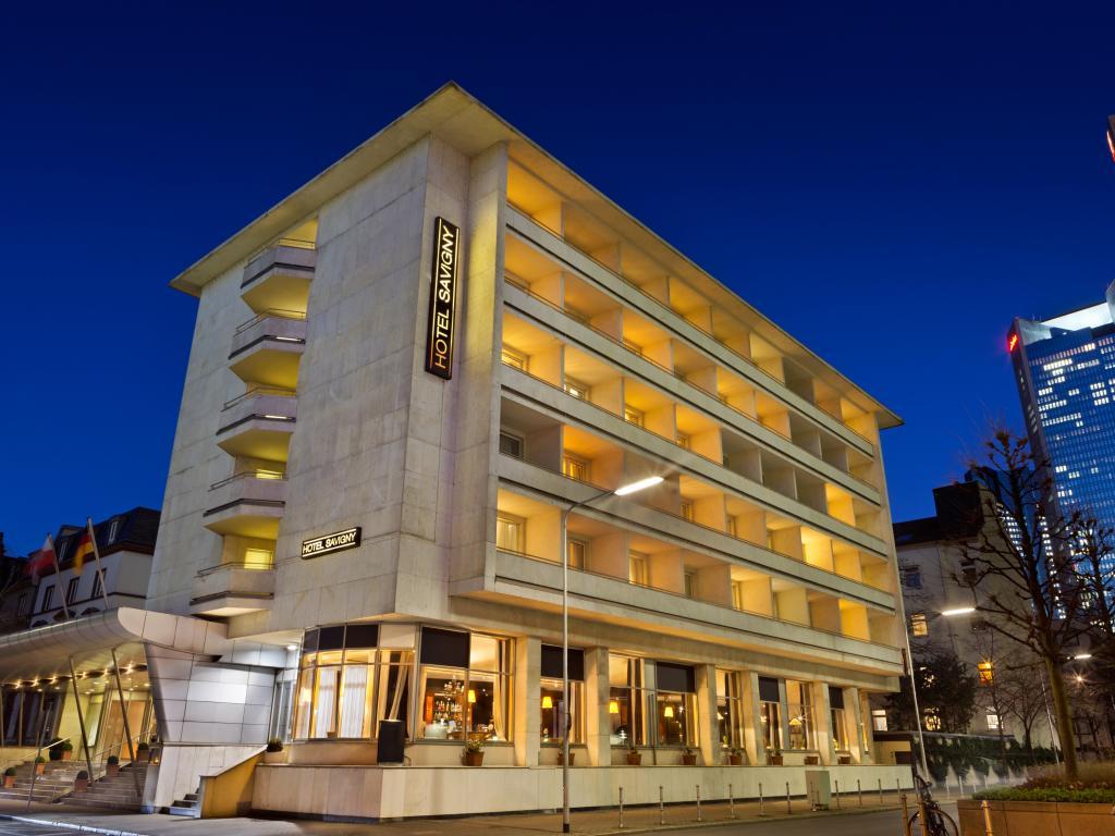 Savigny Hotel Frankfurt City #1