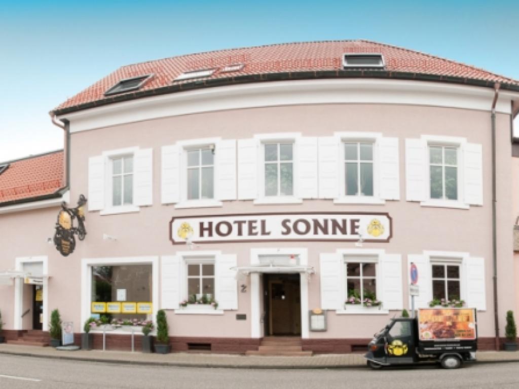 Hotel Sonne #1