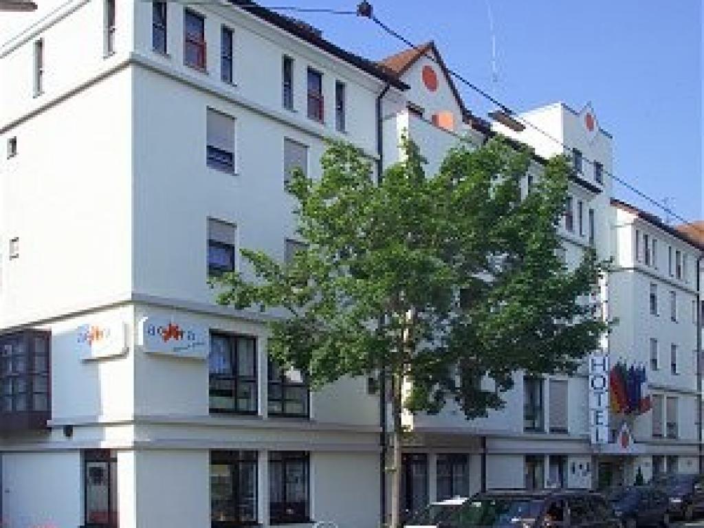 acora Hotel und Wohnen Karlsruhe #1