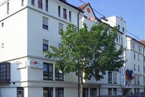 Tagungshotel acora Hotel und Wohnen Karlsruhe