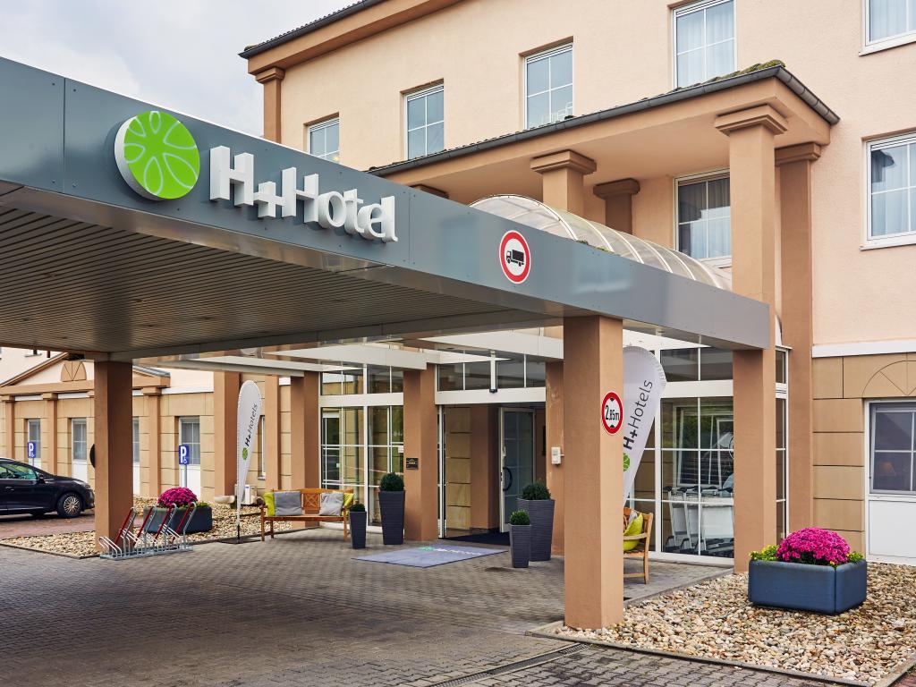 H+ Hotel Frankfurt Airport-West #1