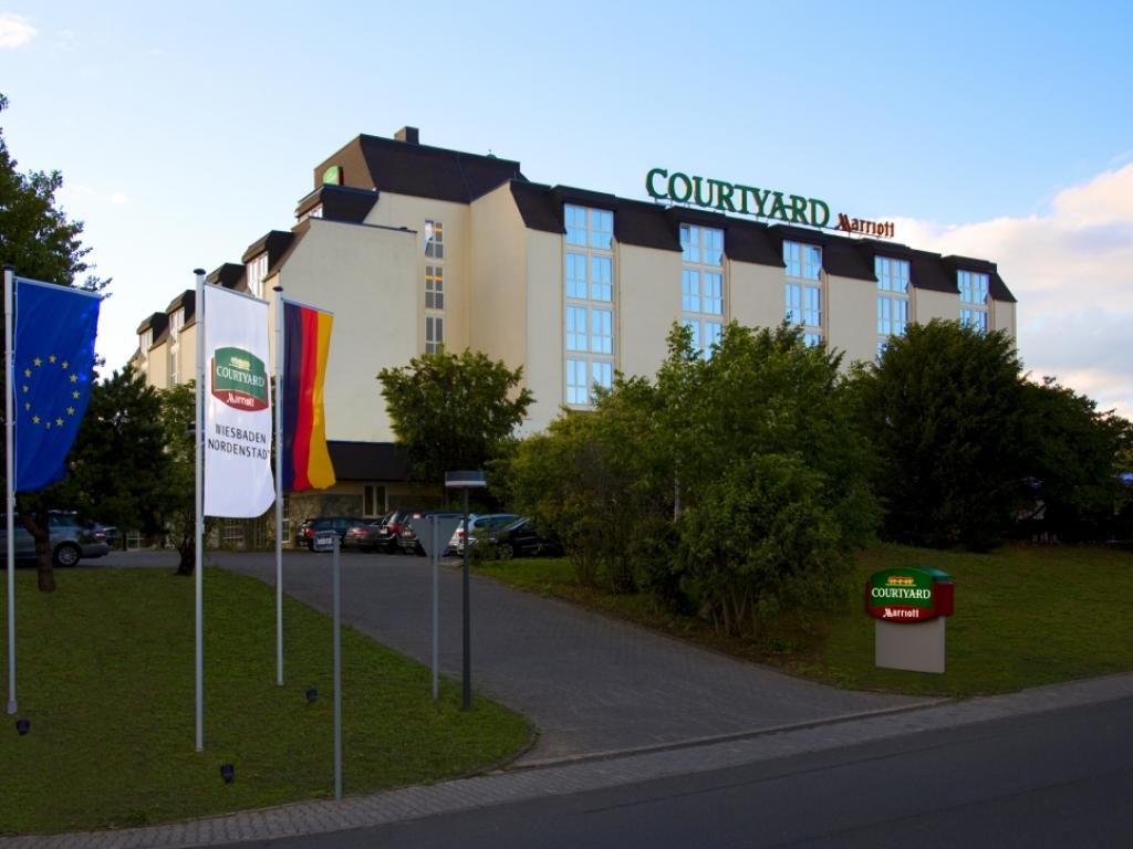 Courtyard by Marriott Hotel Wiesbaden-Nordenstadt