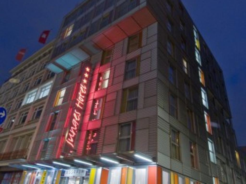 Junges Hotel Hamburg- bis auf weiteres geschlossen #1
