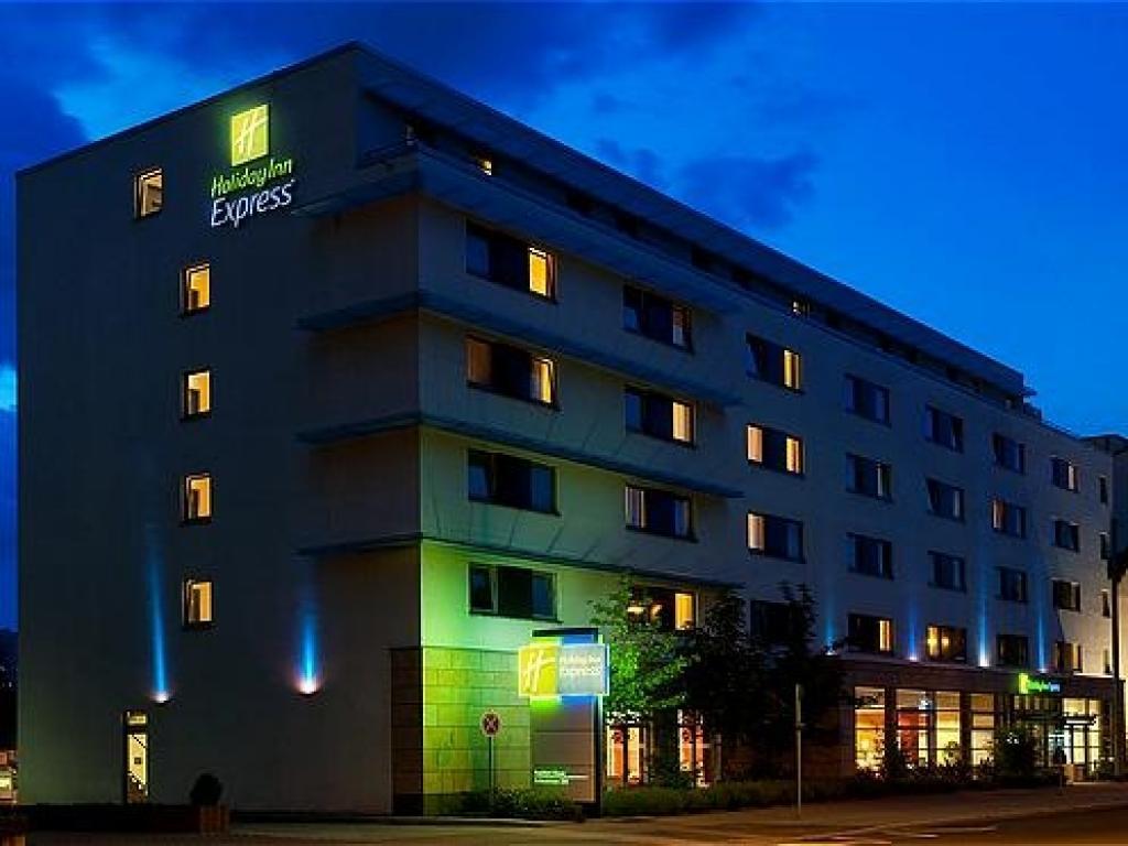 Holiday Inn Express Frankfurt Messe #1