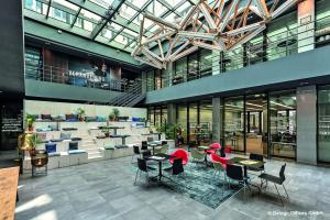 Tagungshotel Design Offices Köln Dominium