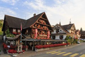 Tagungshotel Swiss-Chalet Merlischachen