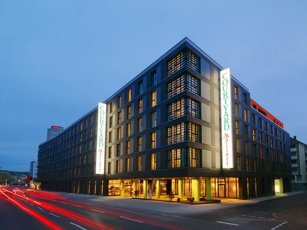 Courtyard by Marriott Cologne #1