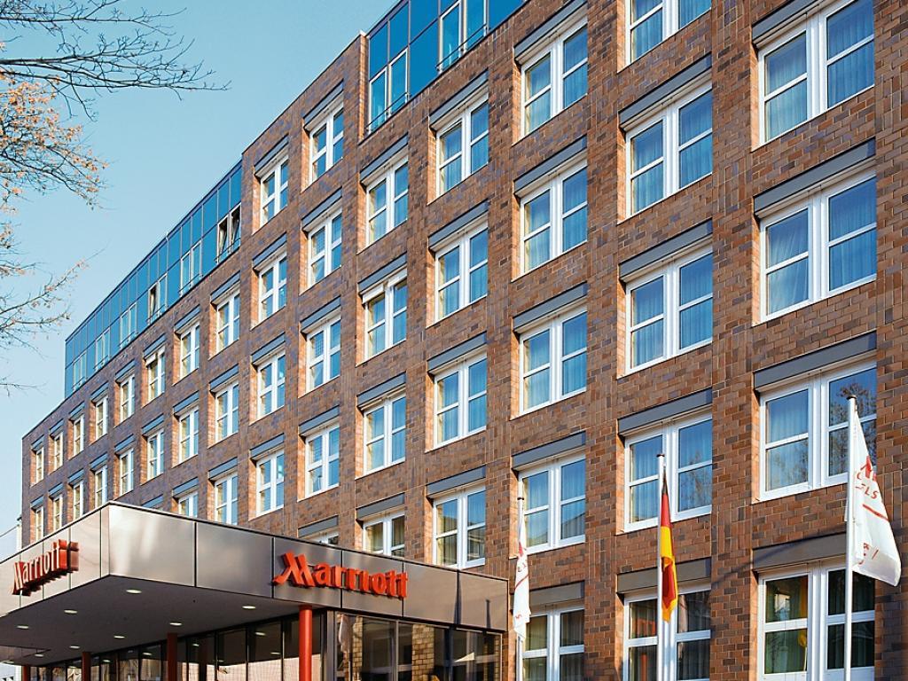 Köln Marriott Hotel #1