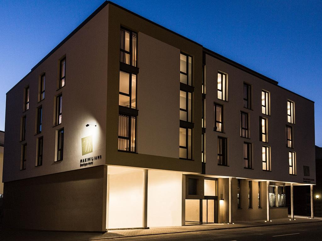 Maximilians Boutique- Hotel #1