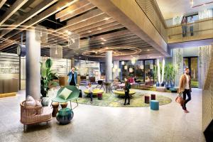 Tagungshotel Hilton Garden Inn Mannheim- Eröffnung April 2019