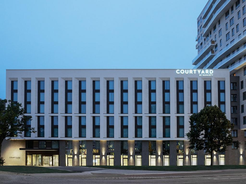 Courtyard by Marriott Hamburg City #1