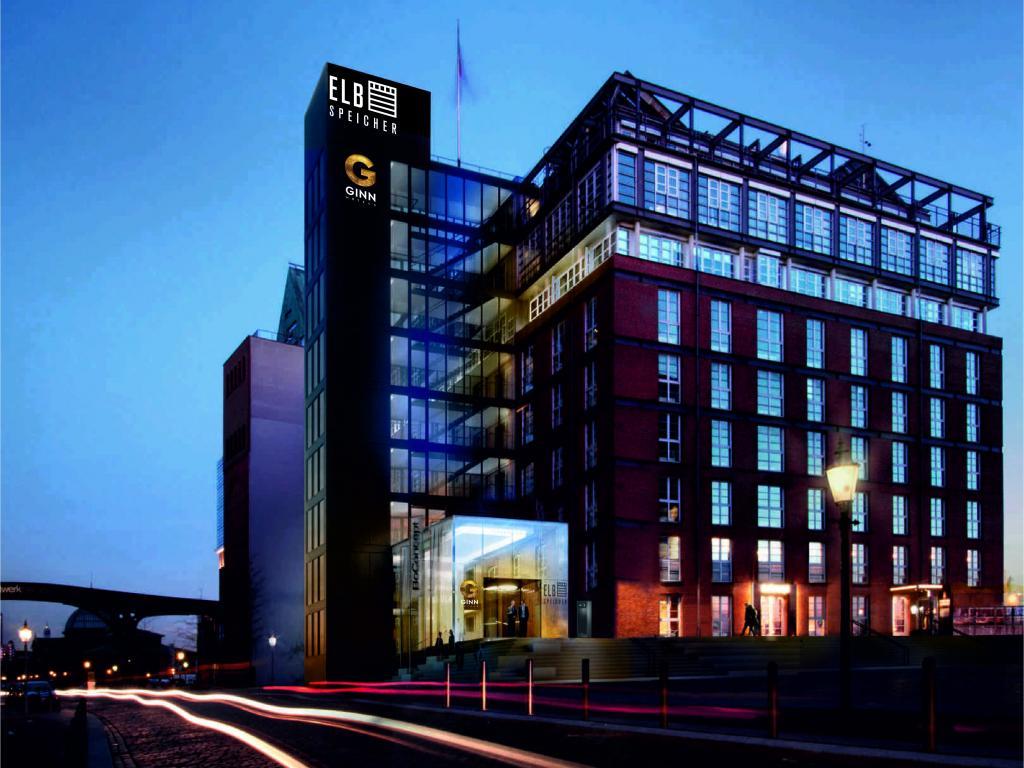 GINN Hotel Hamburg Elbspeicher #1