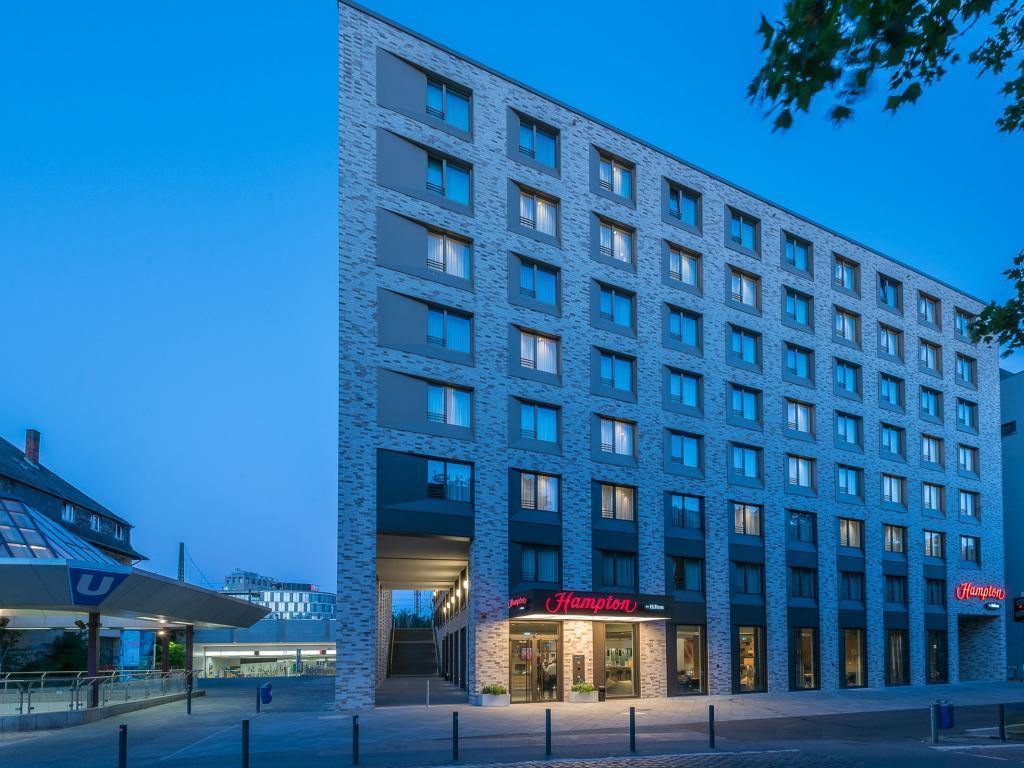 Hampton by Hilton Frankfurt City Centre East #1