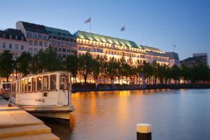 Tagungshotel Fairmont Hotel Vier Jahreszeiten