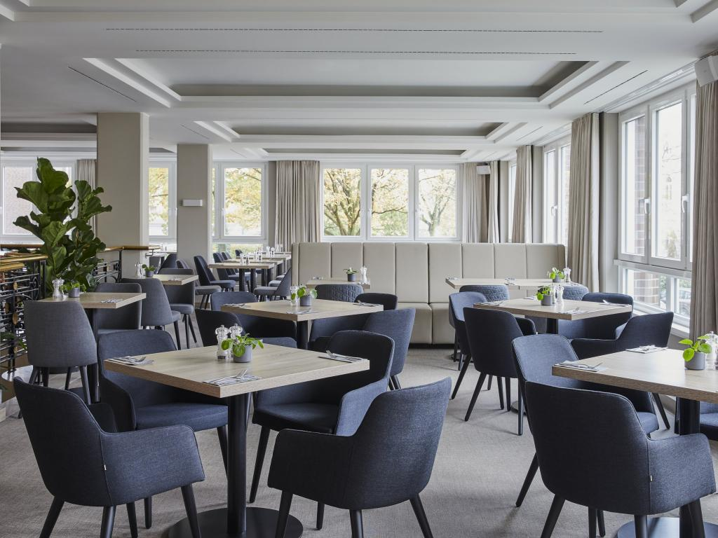 Crowne Plaza ® Hamburg - City Alster