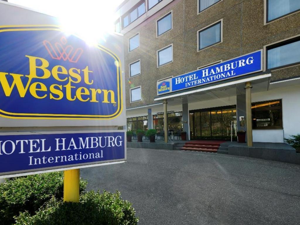 Best Western Hotel Hamburg International #1