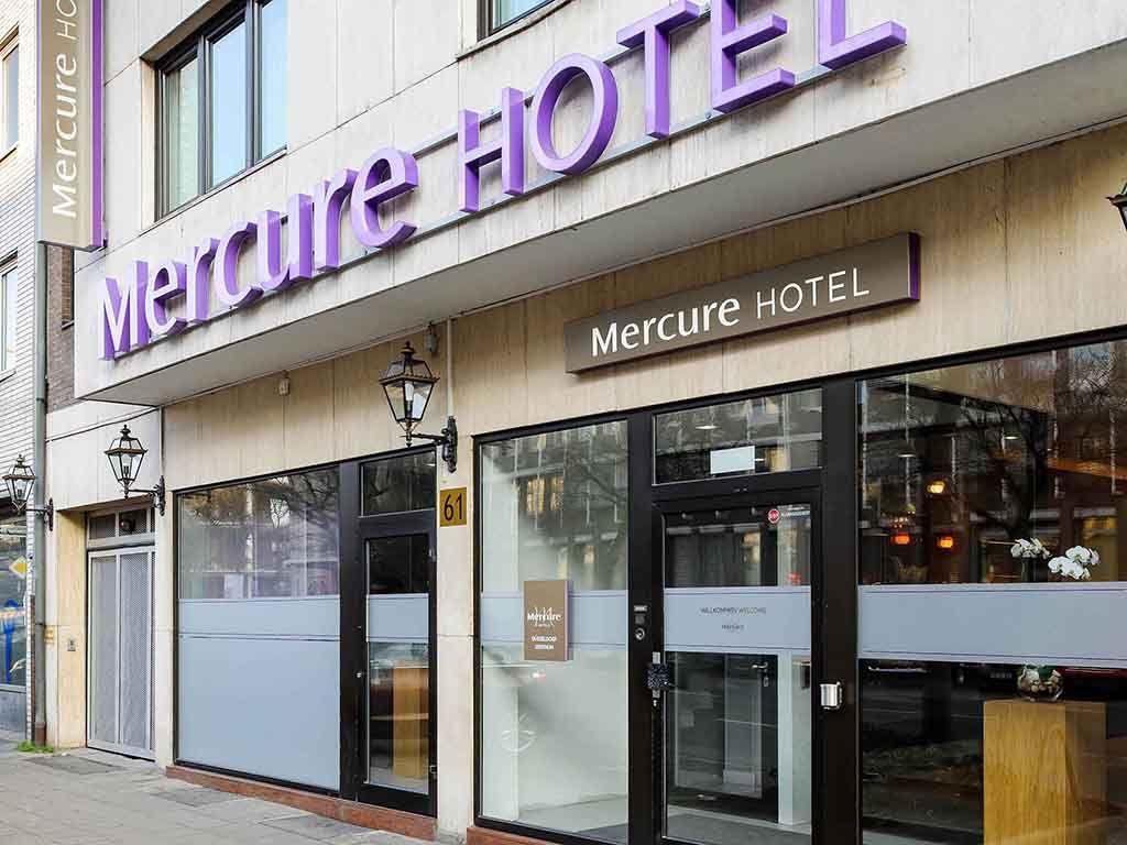 Mercure Hotel Duesseldorf Zentrum #1