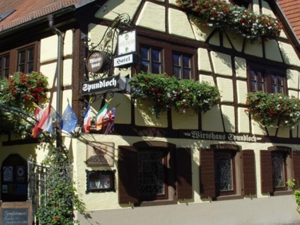 Hotel-Wirtshaus Spundloch #1