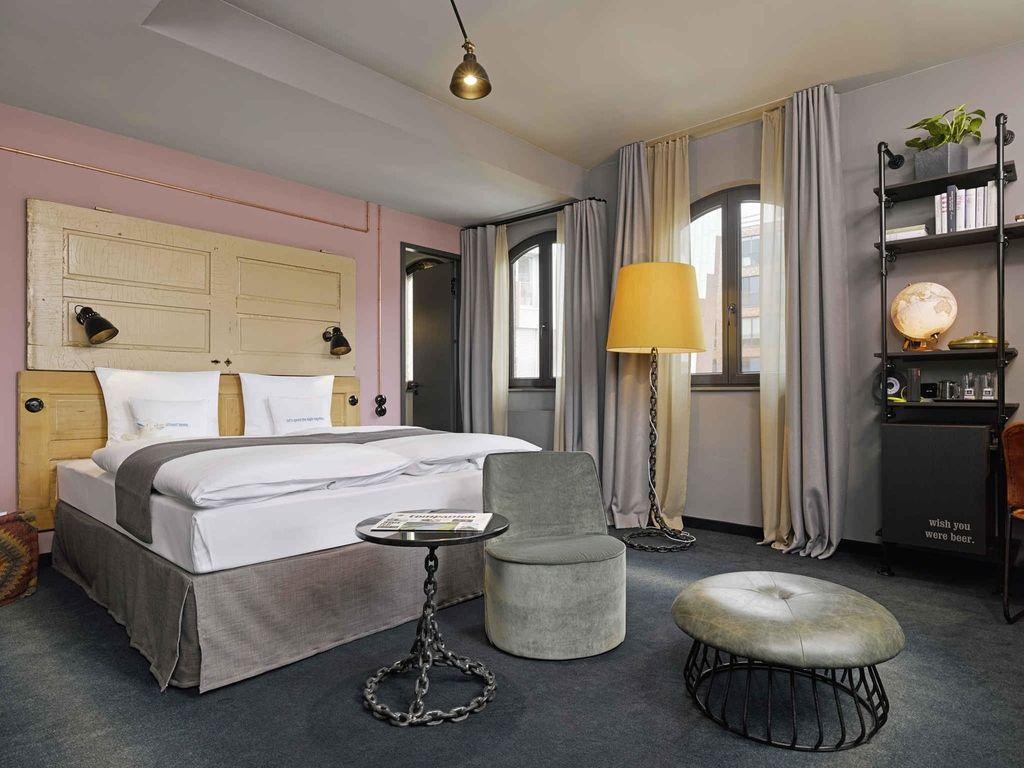 25hours Hotel Altes Hafenamt #5