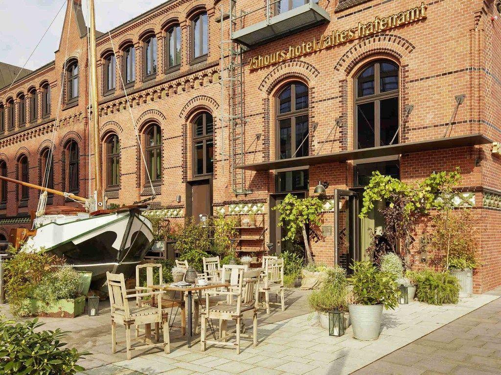 25hours Hotel Altes Hafenamt #3
