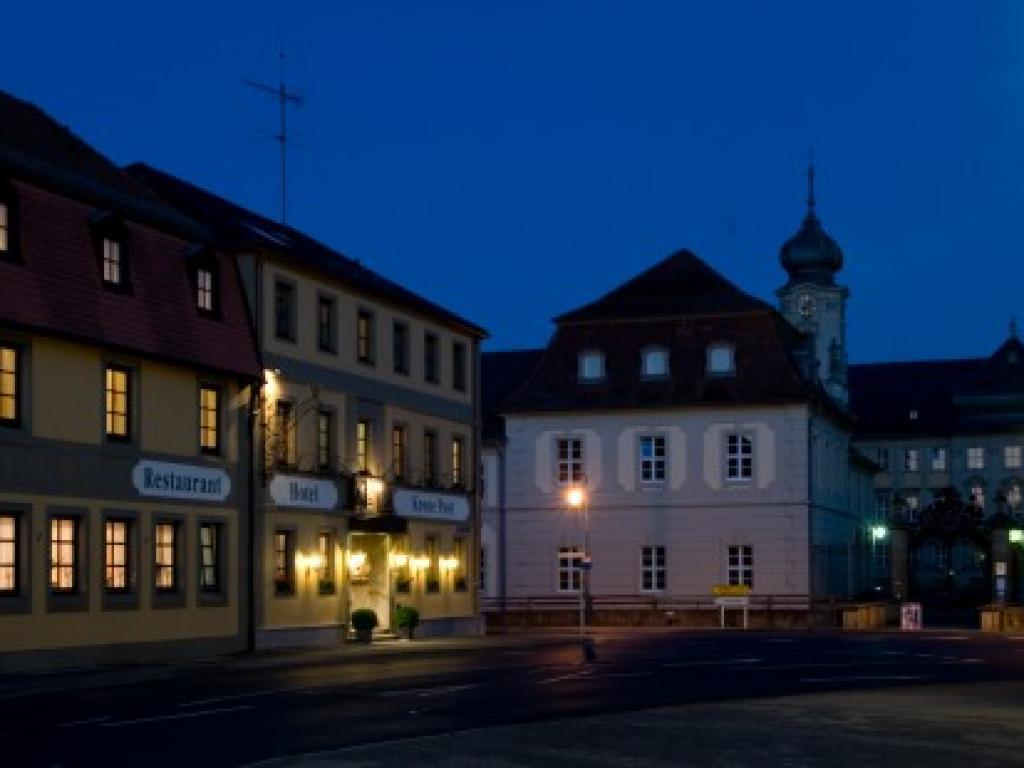 Hotel Krone-Post #1