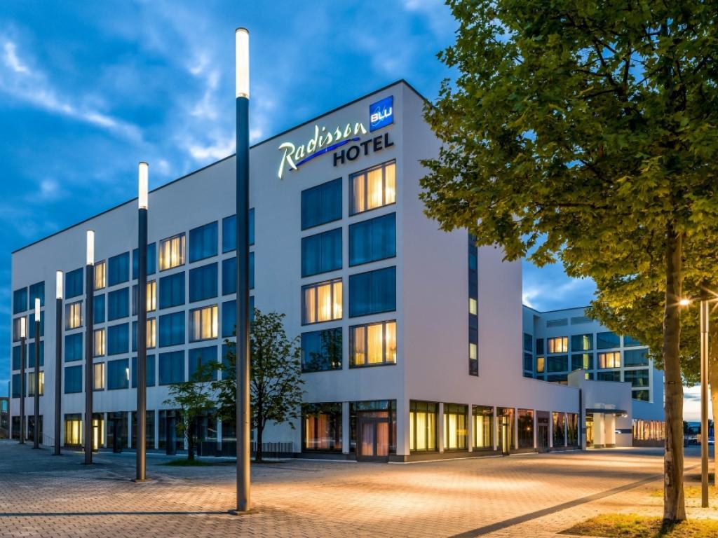 Radisson Blu Hotel, Hannover #1