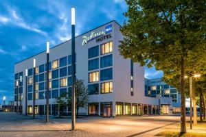 Tagungshotel Radisson Blu Hotel Hannover