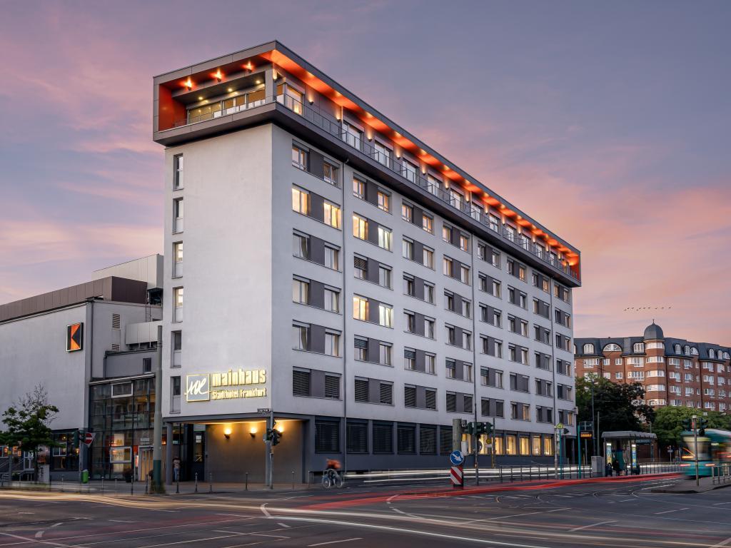 mainhaus Stadthotel Frankfurt #1
