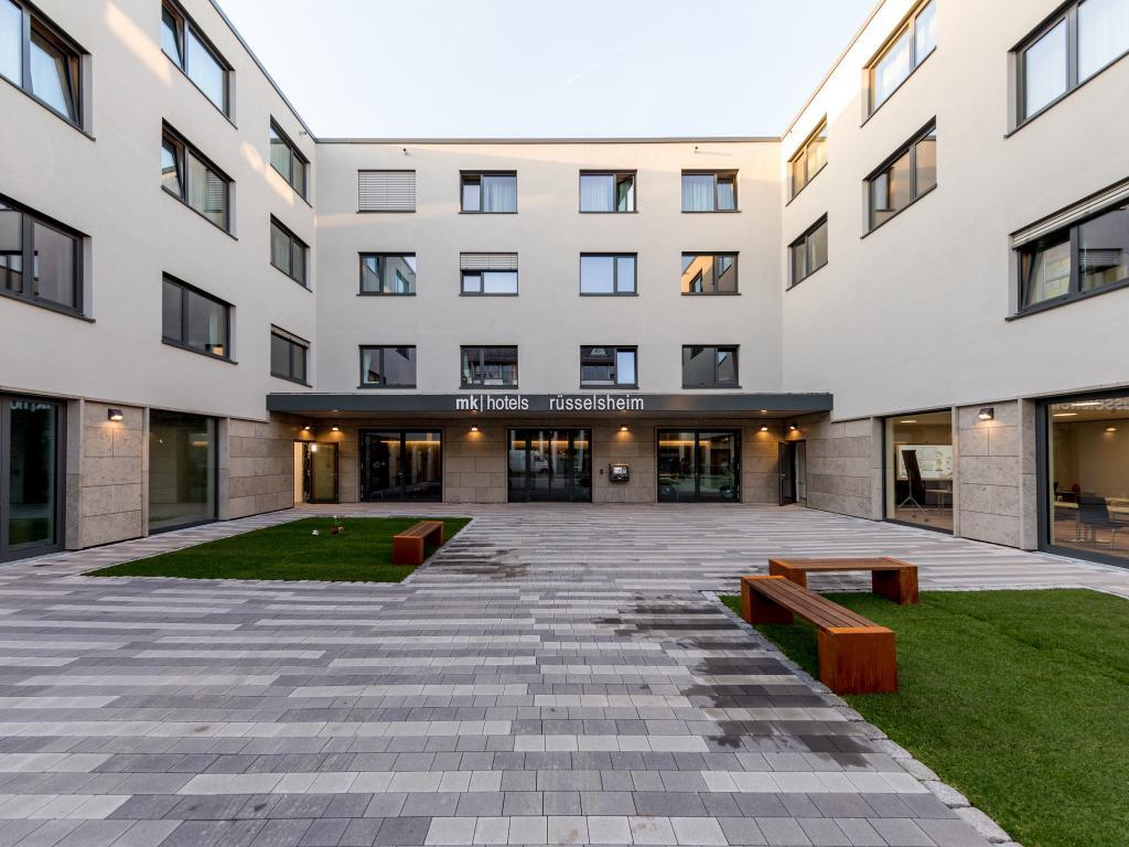 mk | hotel rüsselsheim #1