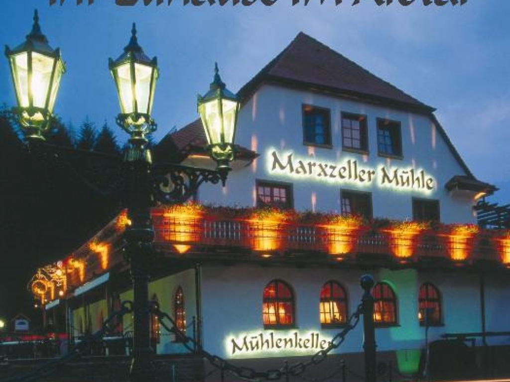 Marxzeller Mühle #1