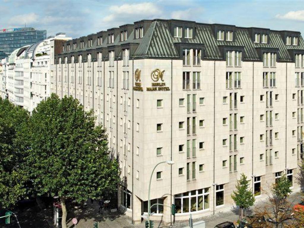 Berlin Mark Hotel #1