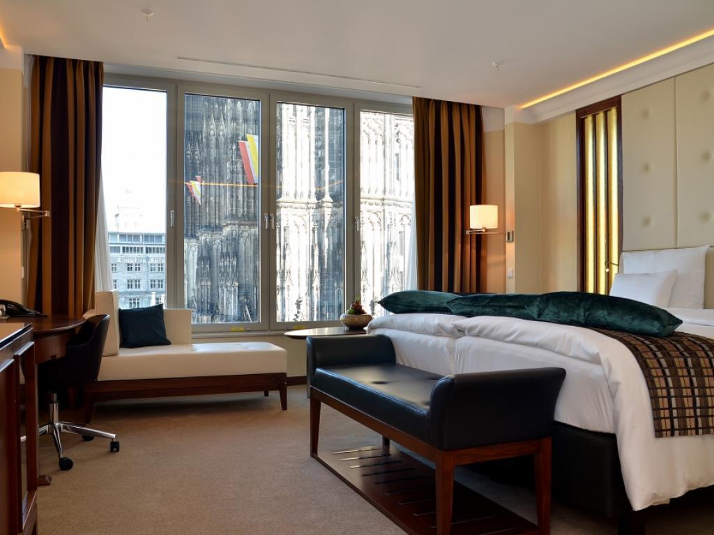 Dom-Hotel Köln - Renovierungsarbeiten bis 2019/2020