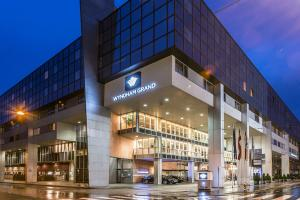 Tagungshotel Wyndham Grand Salzburg Conference Centre