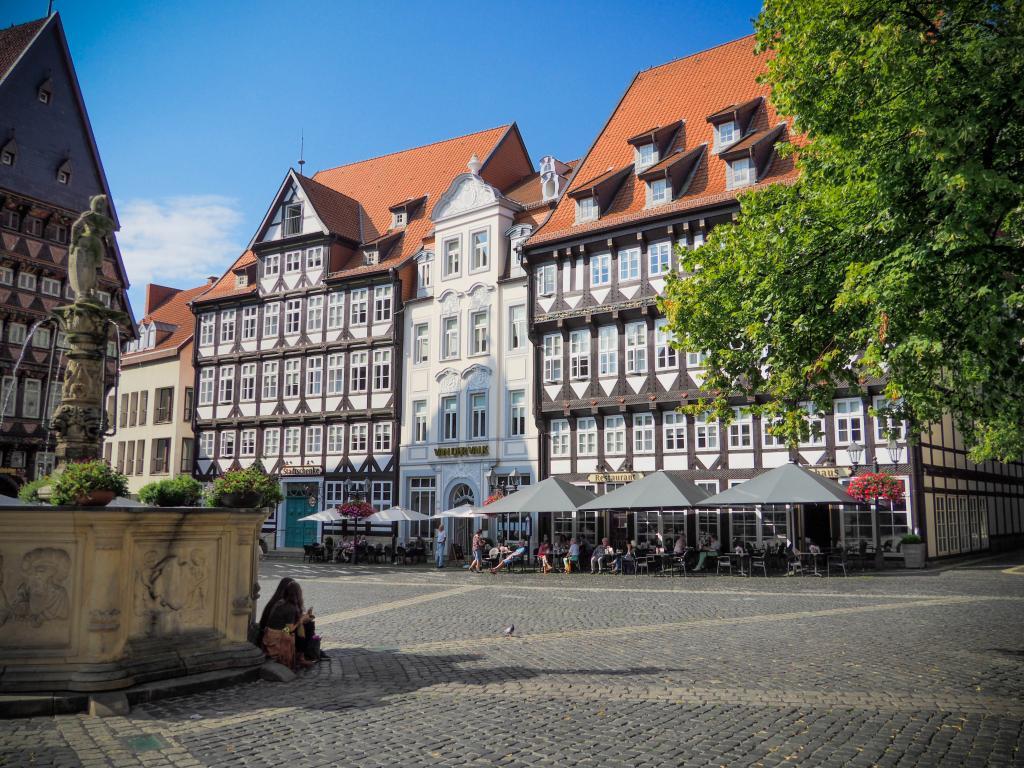 Van der Valk Hotel Hildesheim #1