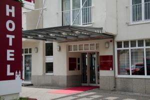 Tagungshotel Plaza Hotel Magdeburg