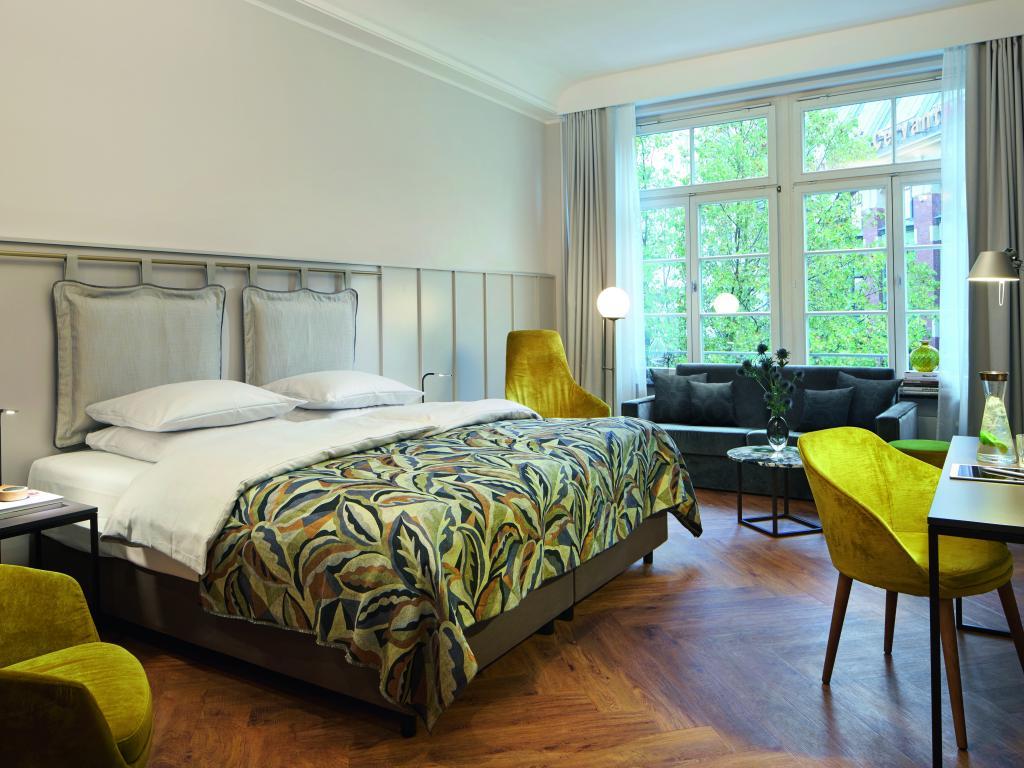 Classik Hotel Alexander Plaza Berlin