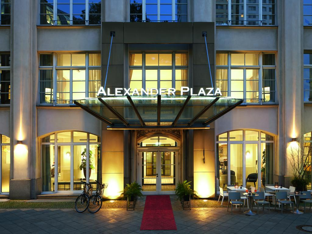 Classik Hotel Alexander Plaza Berlin #1