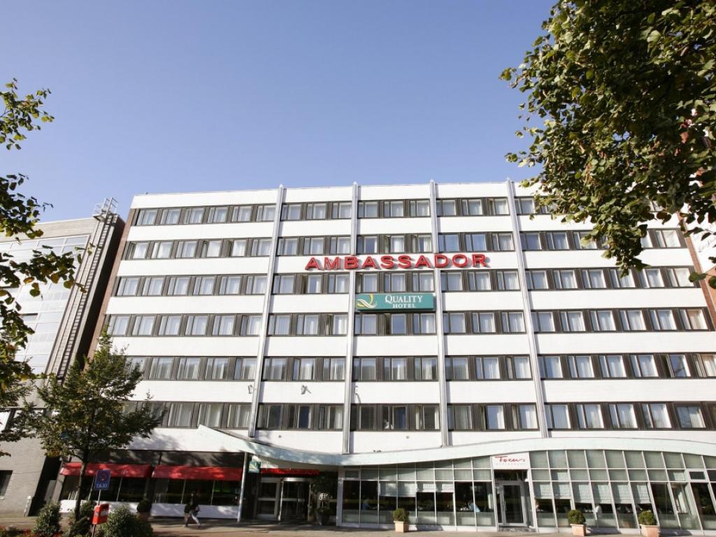 Quality Hotel Ambassador Hamburg - vorübergehend geschlossen bis Ende Februar 2021!!! #1