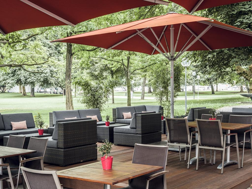 Althoff Hotel am Schlossgarten #42