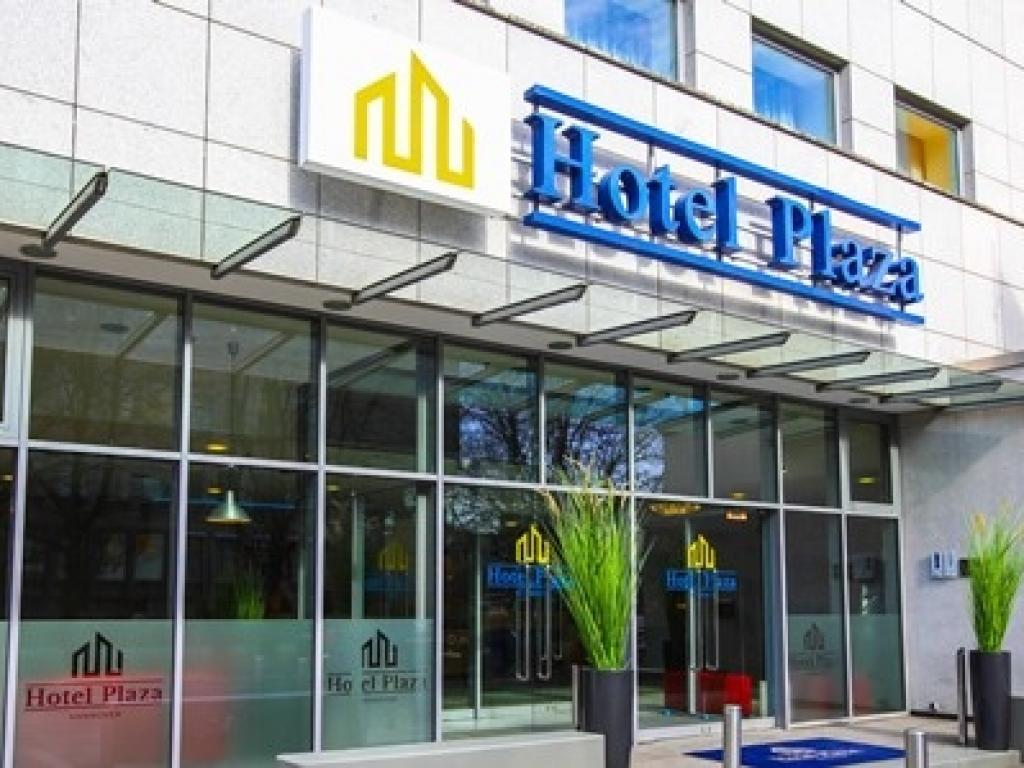 Hotel Plaza Hannover #1