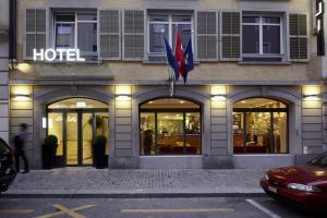 Tagungshotel Sorell Hotel Rütli