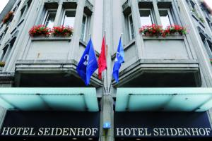 Tagungshotel Sorell Hotel Seidenhof
