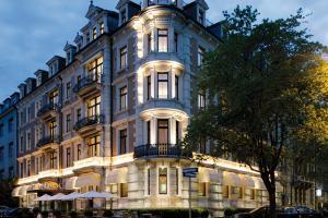 Tagungshotel ALDEN Suite Hotel Splügenschloss Zurich